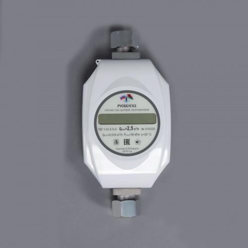 Счетчик газа РБГ У G 1,6 (для газовой плиты)
